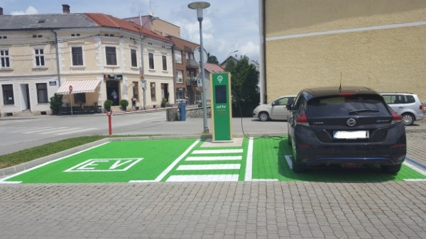 Odobreno sufinanciranje punionice za električna vozila