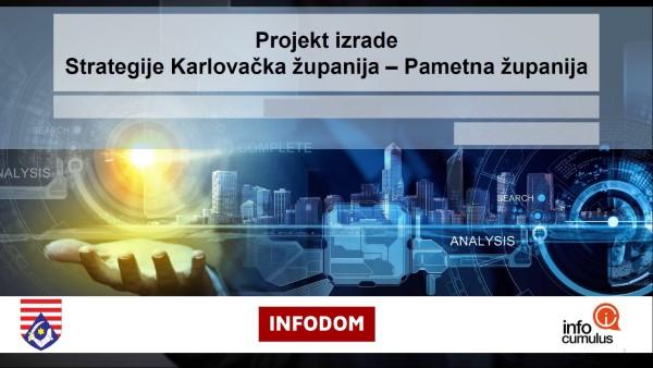 Strategija Karlovačka županija – Pametna županija i Akcijski plan provedbe strategije Karlovačka županija