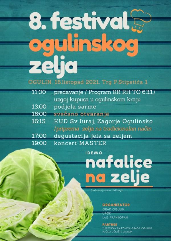 8. Festival Ogulinskog zelja